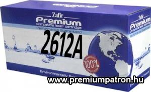 2612A/FX-10/FX-9 (Q2612A) 100% ÚJ UGY. ZAFÍR TONER