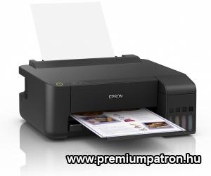 EPSON ECOTANK L1110 (A4/SZÍNES/USB) NYOMTATÓ