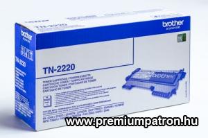 TN-2220 (2,6K) EREDETI BROTHER TONER