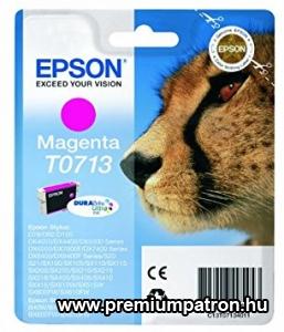 T0713 MAGENTA 5,5ML EREDETI EPSON TINTAPATRON