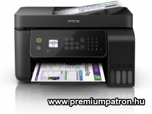 EPSON ECOTANK L5190 (A4/MFP/SZÍNES/USB/WIFI,LAN) NYOMTATÓ