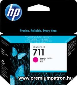 711 MAGENTA (CZ131A ) HP EREDETI TINTAPATRON
