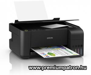 EPSON ECOTANK L3110 (A4/MFP/SZÍNES/USB) NYOMTATÓ